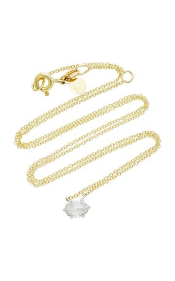 Ila 18k Gold Diamond Necklace