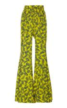Smarteez Leaf Wide-leg Pant