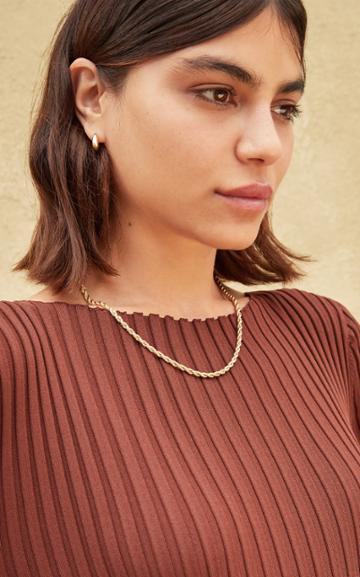 Moda Operandi Loeffler Randall Sylvie Gold-tone Chain Necklace