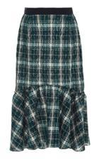Tome Pleated Mermaid Skirt