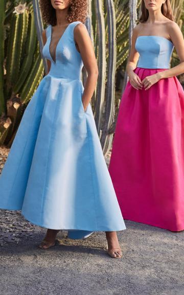 Moda Operandi Monique Lhuillier Faille Full Skirt