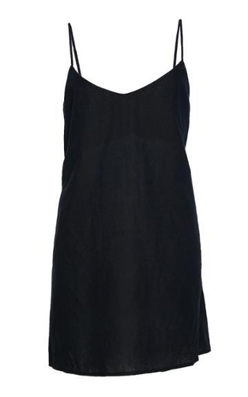 Anemone Km Tie Mini Dress