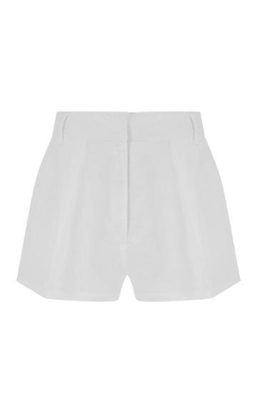 Moda Operandi Aexae Linen Shorts