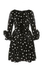 Moda Operandi Richard Quinn Polka-dot Sequined Dress Size: 6