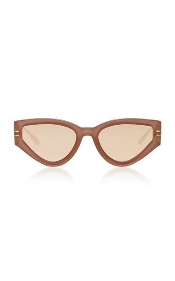 Dior Cat Style Dior Crystal-embellished Acetate Sunglasses