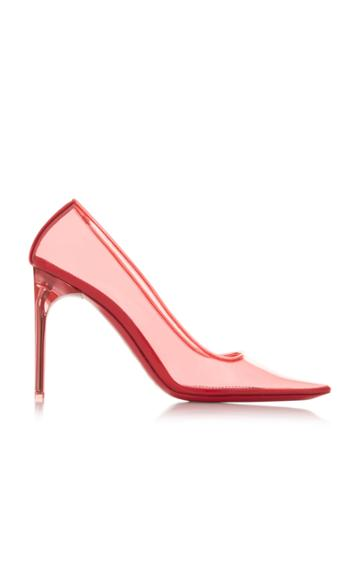 Givenchy Clear Pvc Pumps