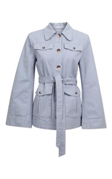 Baum Und Pferdgarten Bianna Wide Sleeved Safari Style Jacket