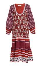 Sea Mia Longsleeve Midi Dress