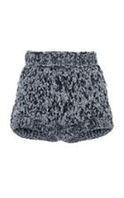 Moda Operandi Dolce & Gabbana Knit Mini Shorts