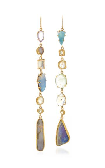 Margery Hirschey Multistone Shoulder Dusters