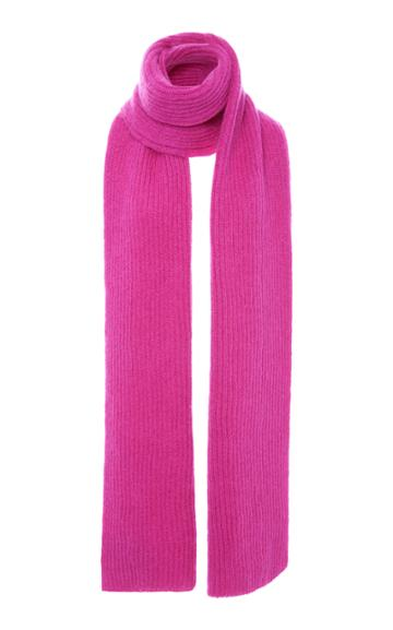 Rochas Mohair And Wool-blend Scarf