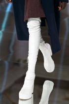 Moda Operandi Victoria Beckham Isabella Platform Boots