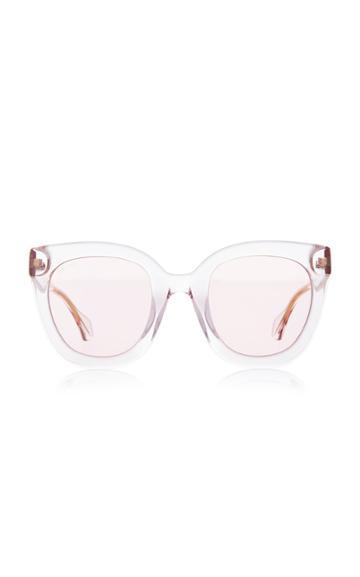 Gucci Anima Cat-eye Acetate Sunglasses