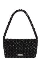 Moda Operandi Loeffler Randall Mina Beaded Mini Top Handle Bag