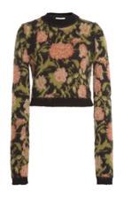 Moda Operandi Paco Rabanne Cropped Jacquard Sweater