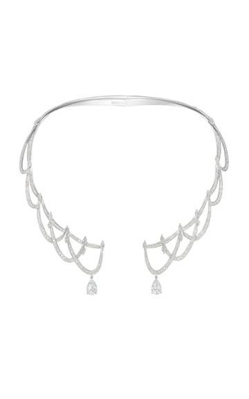 Tasaki Tasaki High Jewelry Diamond Necklace