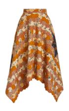 Moda Operandi Ulla Johnson Vega Quilted Cotton Skirt