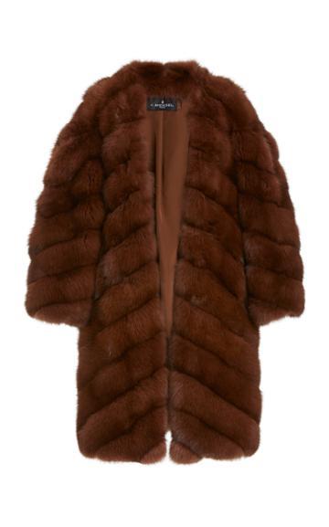 Moda Operandi J. Mendel Fur Coat