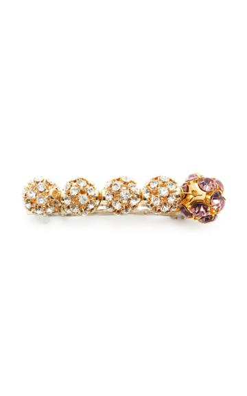 Timeless Pearly Exclusive Crystal Barrette