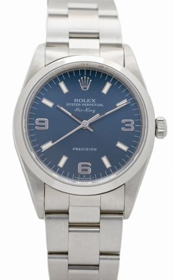 Moda Operandi Stephanie Windsor One Of A Kind Rolex Oyster Perpetual Air King Watch