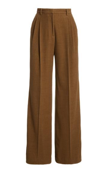 Moda Operandi Gabriela Hearst Sonia Cashmere Corduroy Wide-leg Trousers