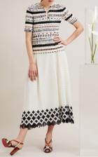 Novis Appleton Pleated Skirt