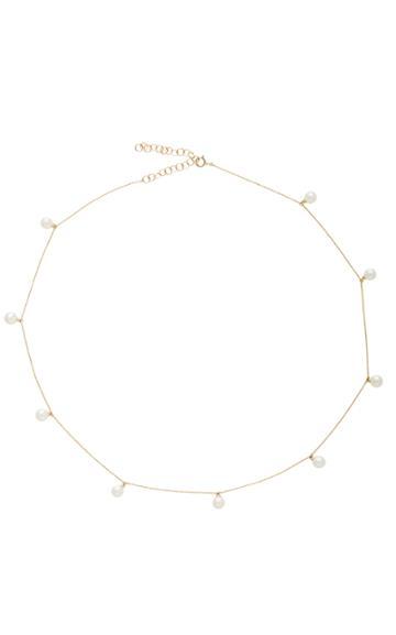 Mateo Delicate Pearl Necklace