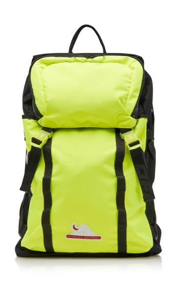 Off-white C/o Virgil Abloh Equipment Shell Backpack