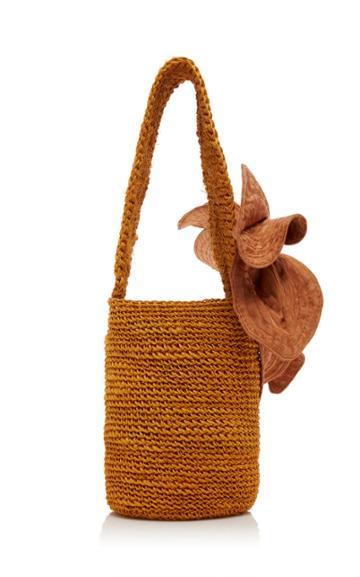 Johanna Ortiz Distrito Salvaje Woven Bag