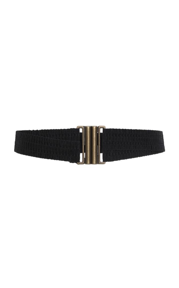Moda Operandi Lena Hoschek The Frame Embroidered Belt