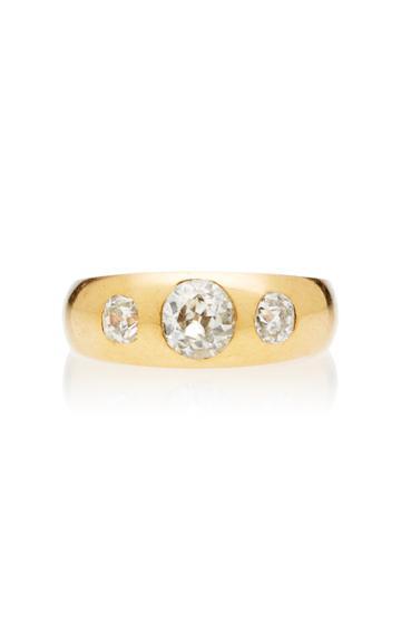 Toni + Chlo Goutal One-of-a-kind Gypsy Diamond Ring