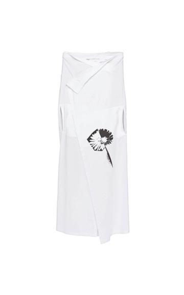 Moda Operandi Prada Cotton Cape