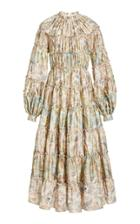 Moda Operandi Zimmermann Ladybeetle Spliced Dress
