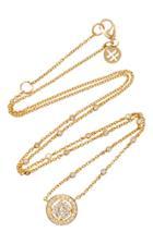 Hueb 18k Gold Diamond Necklace