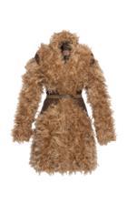 Moda Operandi Lena Hoschek Sami Belted Paisley Mohair Coat