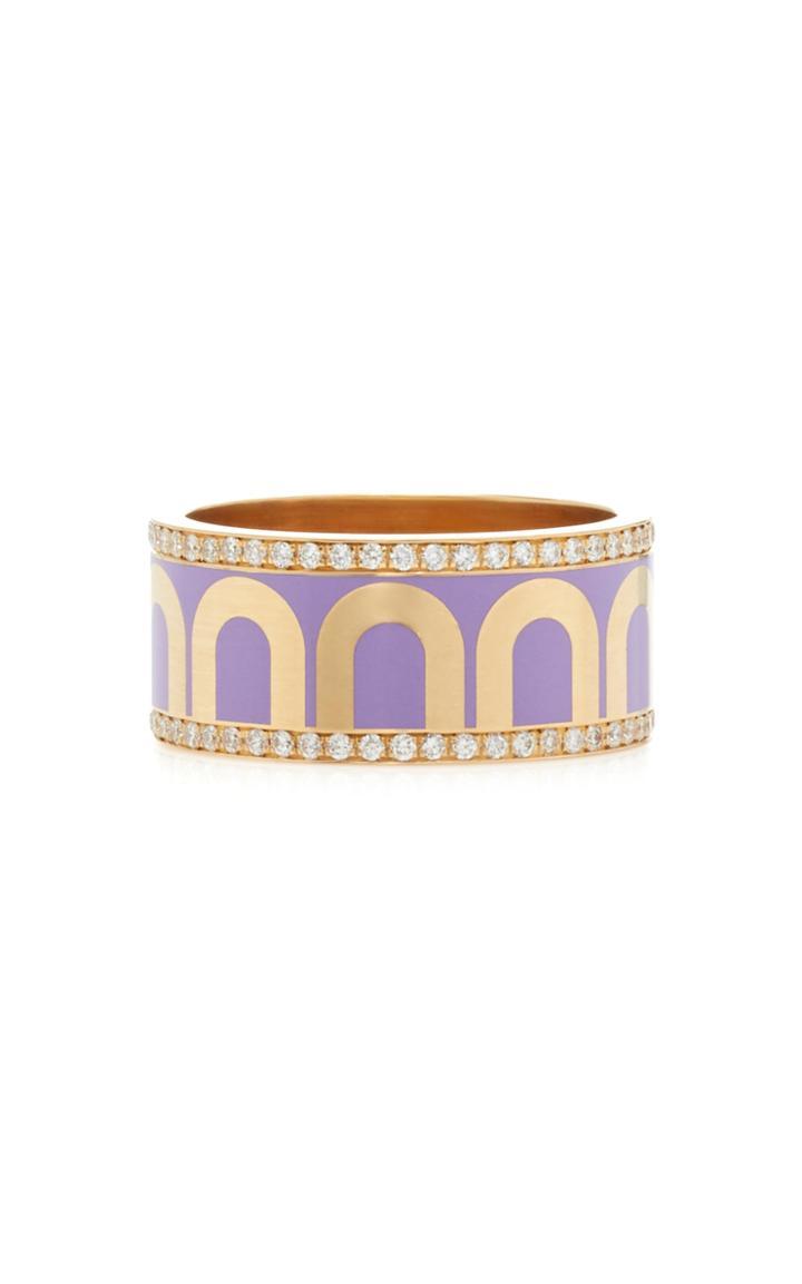 Davidor L'arc 18k Yellow-gold Ring