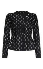 Safiyaa Lovelle Peplum Jacket