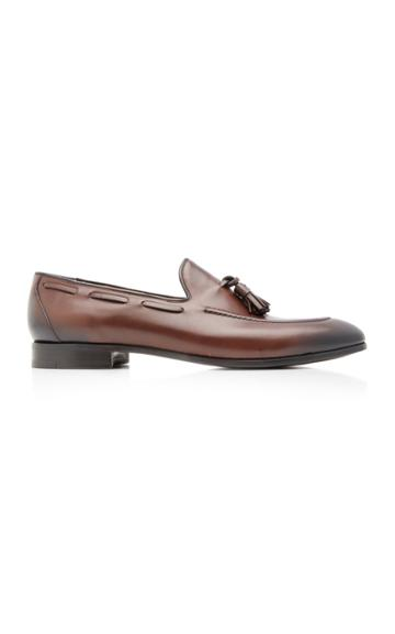 Church's Doughton Tasseled Leather Loafers