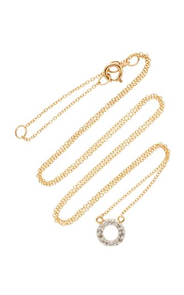 Mateo 14k Gold Diamond Necklace