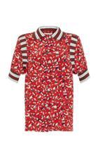 Marni Printed Polo Shirt