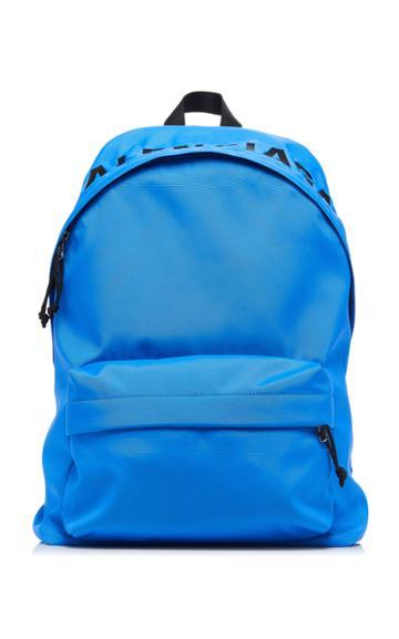Balenciaga Wheel Logo Shell Backpack