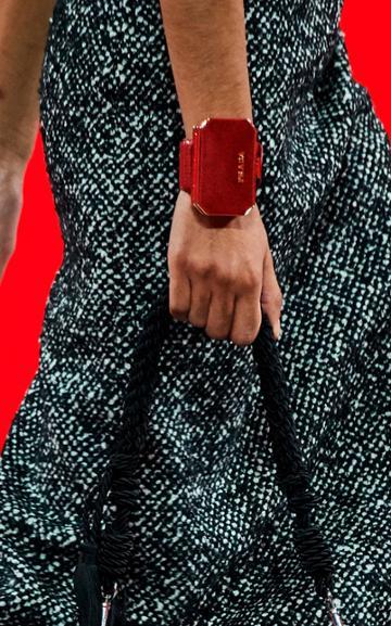 Moda Operandi Prada Pouch Bracelet