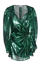 Attico Sequin Mini Dress