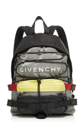 Givenchy Urban Backpacks Color-blocked Backpack
