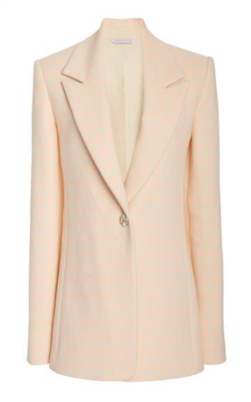 Moda Operandi Marina Moscone Oversized Cotton-blend Blazer