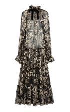 Moda Operandi Zimmermann Ladybeetle Swing Long Dress