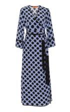 Smarteez Wrap Silk Dress