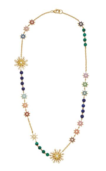 Colette Jewelry Multicolored Portia Necklace