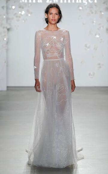 Moda Operandi Mira Zwillinger Molly Gown Size: 36