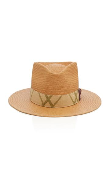 Nick Fouquet Coco Conspiracy Straw Hat